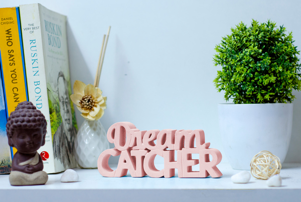 Dream Catcher wooden tabletop